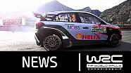 WRC Rallye Monte-Carlo 2016 - Spéciale 14