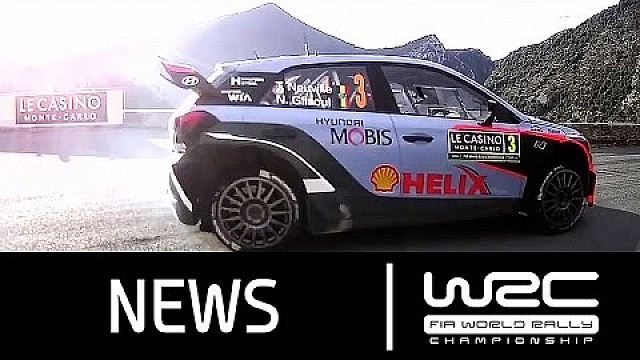 Rallye Monte-Carlo 2016: Stage 14