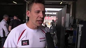 12h Bathurst: Nissan-Fahrer Florian Strauß