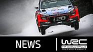 Rallye de Suède 2016 - Spéciales 10-12