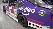 No. 6 Selfeo Ford Mustang