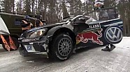 WRC - Rally Sweden 2016 - Stages 5-9