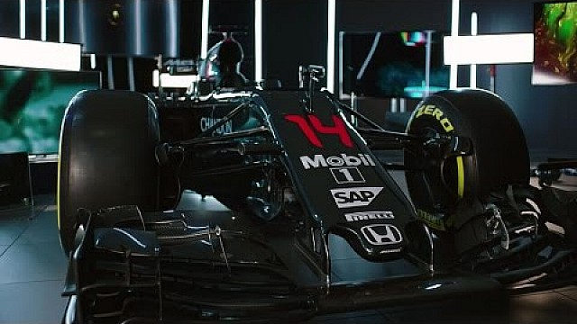 McLaren-Honda MP4-31 reveal film