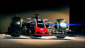Haas präsentiert den VF-16
