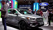 Ford reveals SYNC 3 and the new Kuga at MWC 2016
