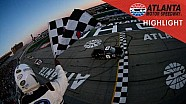 Nemechek holds off field to win at Atlanta