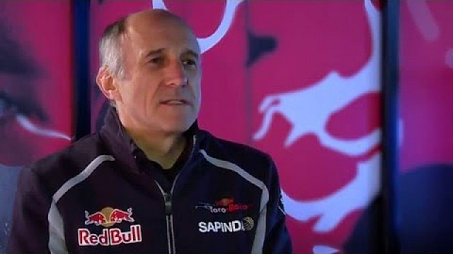 Scuderia Toro Rosso 2016 – Interviews with James Key and Franz Tost