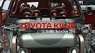 Toyota KIKAI Concept | Geneva Motor Show 2016