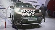 New Toyota Proace Verso | Geneva Motor Show 2016