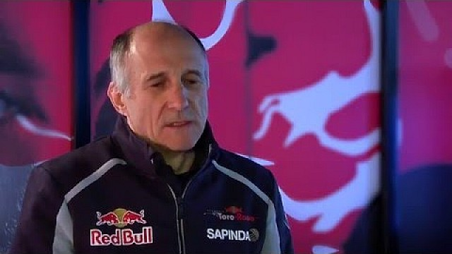 Franz Tost - Pre-Season interview
