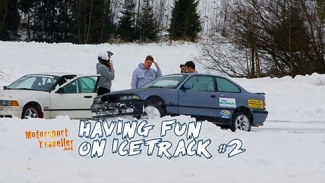 Having Fun on Icetrack #2