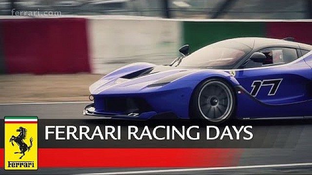 Ferrari Racing Days - Highlights from the 1st day at Suzuka