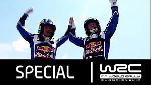 WRC Rally Guanajuato México 2016: Winner Jari-Matti Latvala