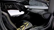 Lamborghini Centenario LP 770-4: Luxurious Interiors