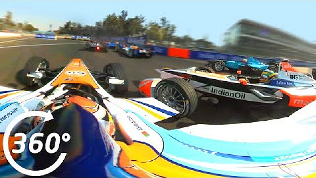 360° Sports Highlights - Formula E (Mexico City ePrix)
