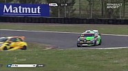 Coupe de France Renault Clio Cup : Nogaro course 2 (2016)