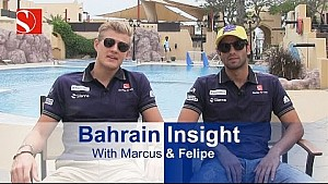 Insight de Bahrein – Sauber F1 Team