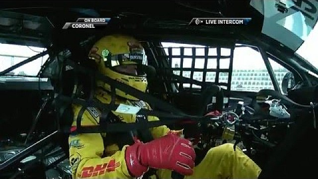 Take an on-board With Tom Coronel