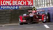 Long Beach 2016 Qualifying Highlights - Formula E