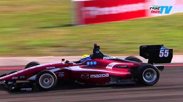 2016 - Indy Lights St. Petersburg Race 2