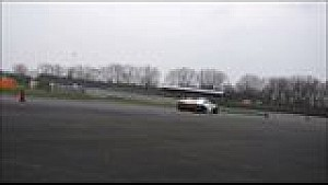 GT-Masters-Test in Oschersleben