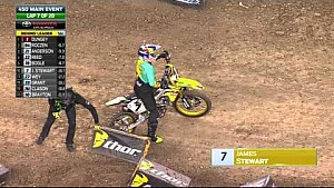 450 SX Highlights - Santa Clara - 2016 Monster Energy Supercross