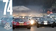 Flaming Ford GT40s: Alan Mann Trophy Full Race