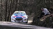 Peugeot - Rallye Sanremo 2016 - Shakedown