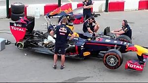 Red-Bull-Showrun in Oman