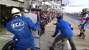 24h Le Mans: 4. Stunde