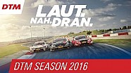 LAUT. NAH. DRAN. Get your Tickets now! - DTM Season 2016