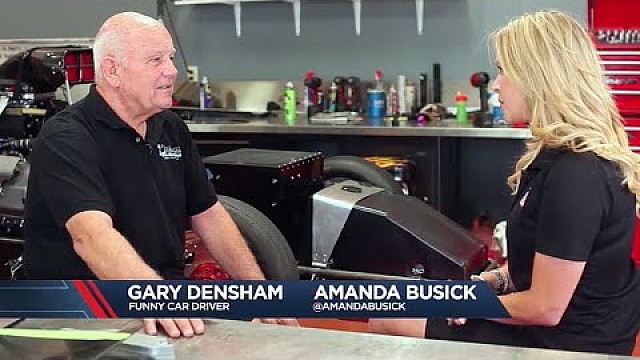 NHRA Feature: Gary Densham is back racing after community support