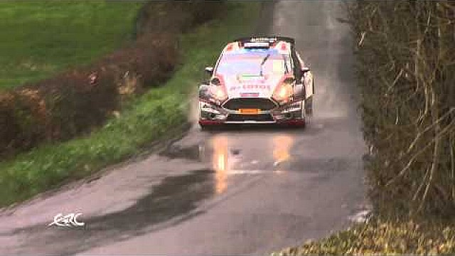Highlights: Circuit of Ireland