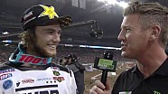 2016 - Race Day LIVE! - Detroit - Aaron Plessinger on the Podium