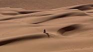 Laia Sanz en el Abu Dhabi Desert Challenge 2016