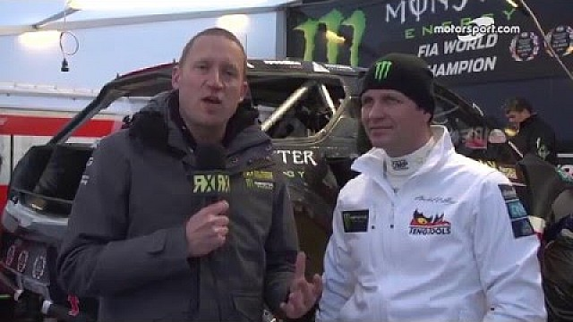 Petter Solberg in Aktion