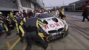 Rowe Racing bei VLN 1