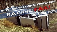 Racing and Rally Crash Recopilación de la semana 15 de abril de 2016