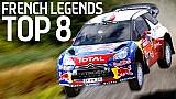 Top 8: Französische Motorsport-Helden