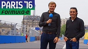 Jack and Dario's Track Walk: Paris Edition - Formula E