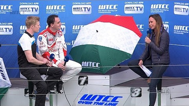 WTCC Over the Line - Hungary