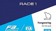 4th race of the 2016 season / 1st race at the Hungaroring