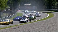 Blancpain Monza: Hoogtepunten Main Race
