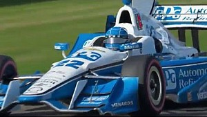 2016 Honda Indy Grand Prix of Alabama Race Highlights