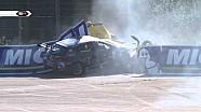 Spa: zware crash voor Attila Tassi