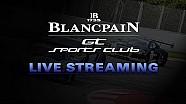 LIVE - Blancpain GT Sports Club - Brand Hatch - Qualifying