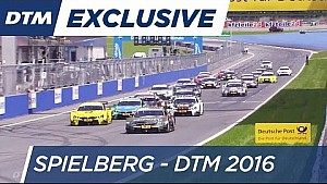 Get ready for Spielberg! - DTM 2016