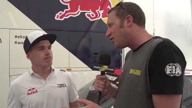 Interview with Toomas Heikkinen - World RX 2016 - Belgium