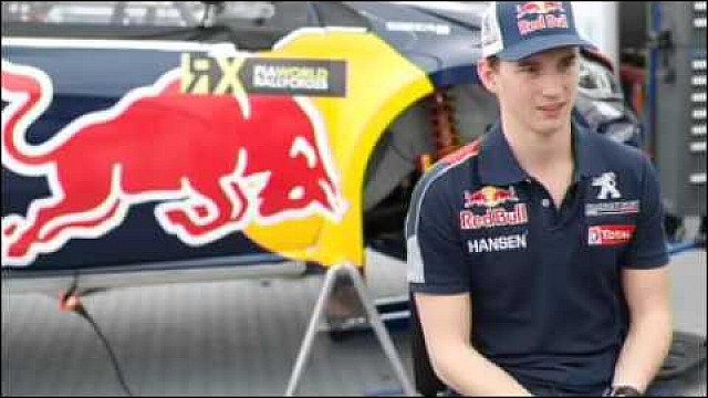Timmy Hansen interview EN Saturday Mettet Belgium