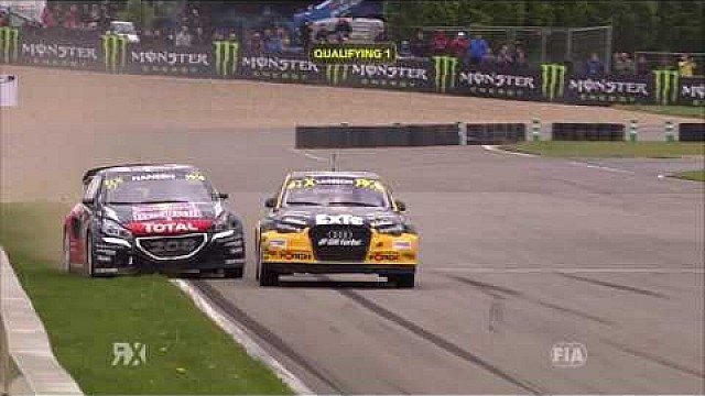 FIA World RX - 2016 Mettet RX - Day 1 highlights